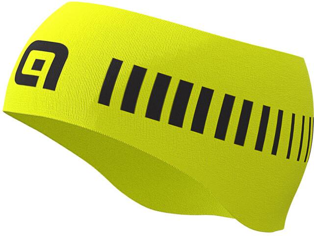 Alé Cycling Strada Headband Men fluo yellow/black